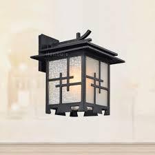 Outdoor Lighting Japanese Lanterns Amazon Com Skingk E27 Chinese Outdoor Waterproof Aluminum
