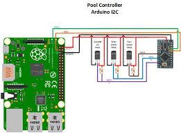 pool controller arduino project hub pool controller arduino mini pro