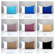 sunbrella outdoor pillow covers