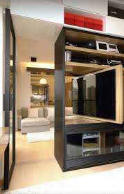 multifunction living room wall system furniture design. Living Room , Get Multifunctional And Saving Space Look With Practical Furniture For Modern Multifunction Wall System Design