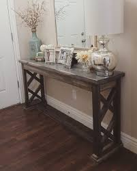 front entrance table. Fabulous Front Entry Table And Best 25 Rustic Console Tables Ideas On Home Design Diy Furniture Entrance