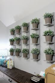 incredible diy plant shelf wall mounted d i y gray house studio for window wood light indoor kitchen wooden simple