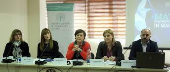on march 30 2016 at the hotel tcc grand plaza in skopje a third round table was held with representatives of the judiciary and civil society sector on the
