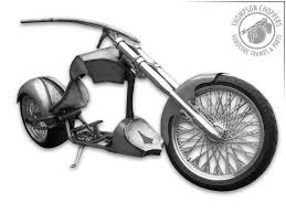 rollers rolling motorcycle chassis