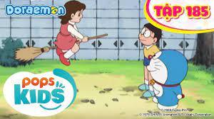 Doraemon Tập 185 - Doraemon Thuộc Sở Hữu Của Suneo,Shizuka Cô Phù Thủy Đáng  Yêu-Hoạt Hình Tiếng Việt