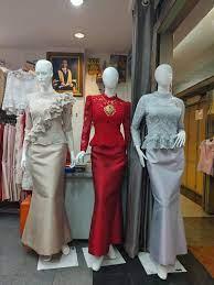 เอ&ที ผ้าไทย ห้างดิโอลด์สยาม เสื้อลูกไม้ ผ้าถุง กระโปรง - Home