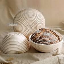 <b>Bread Rattan Basket Bakery</b> Mold Dough Banneton Brotform Bread ...