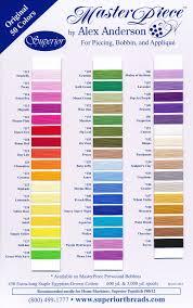 Masterpiece Color Card