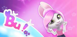 Bu the virtual <b>Bunny</b> - <b>Cute</b> pet care game - Apps on Google Play
