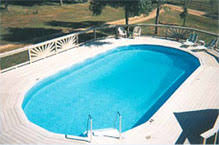 sunken above ground swimming pools. Simple Swimming Sunken Swimming Pools Above Ground Pools Inside Ground Pools