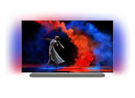 Ultraflacher 4K UHD OLED Android TV 65OLED973/12