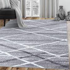 a2z rug contemporary area rug modern grey salvador 9957 160x230 cm 5 3