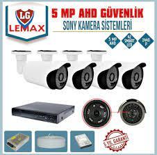 4 Kameralı 5 MP SONY LENS 1440P Güvenlik Kamerası Sistemleri ŞOK fiyat  sadece 1500 TL Lemax Güvenlik Kamerası Kurulumu Nasıl Yapılır Videomuzda .  ! https://www.youtube.com/watch?v=TPn9im0QG54 ÜCRETSİZ CEP TELEFONUNDAN  NASIL KURULUR ? https://www ...