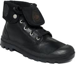 palladium shoes baggy leather boots