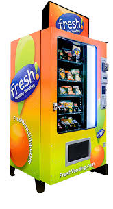 Fresh Vending Machines Extraordinary The Micro Market Fresh Healthy Vending