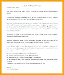 Offer Letter Extraordinary House Offer R Template For Download Property Purchase Home Letter