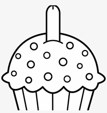 Loved by all, who could resist? Cupcake Clipart Black And White Best Cupcake Clipart Birthday Cupcake Coloring Pages Free Transparent Png Download Pngkey