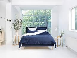 the linen sheets