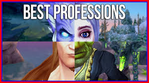 Best Professions What Are The Best Professions In Wow