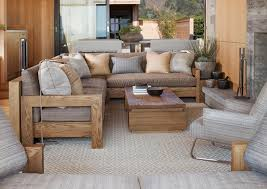 Models Wooden Sofa Designs Classic Design Trends With Decor
