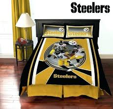 steelers comforters bed sets bedroom set best are you ready for some football images on sheets steelers comforters bedroom set