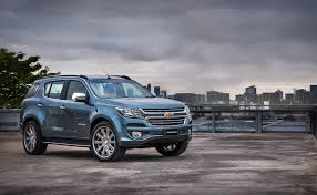 new car launched by chevrolet in indiaNew Chevrolet Trailblazer 2017 India Launch Price Specification