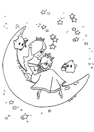 Rosalina and baby Rosalina by JadeDragonne | Crafty (Jade Dragonne ...
