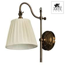 <b>Бра Arte Lamp A1509AP-1PB</b> SEVILLE Е14 1х40Вт 230В