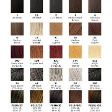 Xpressions Braiding Hair Color Chart X Pression Hair Color Hair Color For Dark Skin Colored