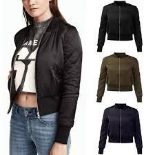 zanzea fashion winter warm womens quilted zipper jackets slim fit short er jacket coat cotton padded outerwear plus size high quality er jacke china