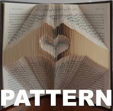 Free Book Folding Patterns New Decorating