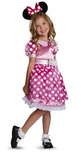 Light Up Minnie Mouse Disney Toddler Kids Costume Mr Costumes