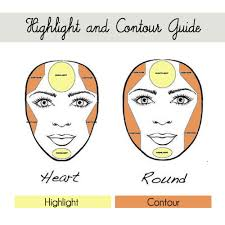 where to highlight highlight and contour glambox airbrush cosmetics