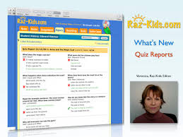 Raz Kids Correlation Chart Video Library