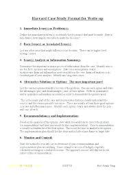 Apa 6 Sample Paper Case Study Template 6 Sample Apa Format Business Analysis