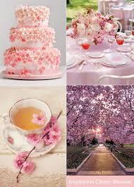 a cherry blossom theme for an elegant bridal shower unique