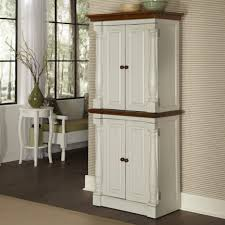 Kitchen Pantry Shelving Kitchen Free Standing Kitchen Pantry Cabinet With Farmhouse