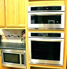 small electric wall ovens for apartments