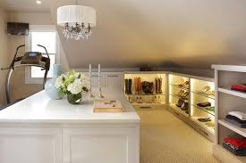 Small Picture Attic Closet Design Ideas