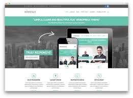 Website Templates Wordpress Simple 28 Free Responsive WordPress Business Themes 28 Colorlib