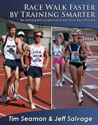 Race Walking Pace Chart Racewalk Com Race Walking Books And Dvds