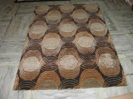 handtufted carpets in viscose