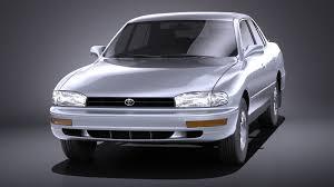 Toyota Camry 1992 - 1996 VRAY