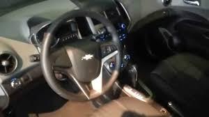 Interior Chevrolet Sonic Lt Sedan 2014 versión para Colombia FULL ...