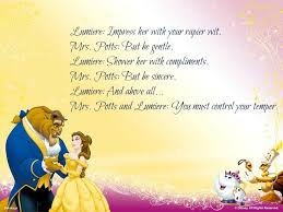 Beauty And The Beast Birthday Quotes