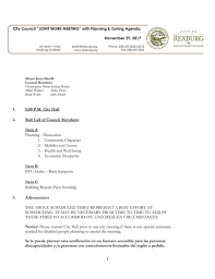 Work Meeting Agenda Rexburg City Council And Rexburg Planning And Zoning Joint