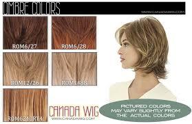 Estetica Designs Wig Color Charts