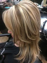 Blonde And Dark Blonde