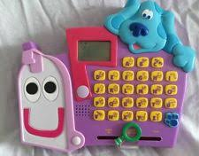 mailbox blues clues toy. Contemporary Toy Blues Clues Alphabet Mailbox Electronic Educational Learning Game 2000  Mattel With Toy
