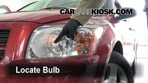 Dodge Caliber Side Light Bulb Replacement 2008 Dodge Caliber Headlight And Turn Signal Replacement How To Preview